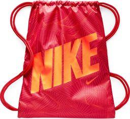 Nike Worek SZKOLNY sportowy NIKE Graphic Gymsack Na buty i odzież uniwersalny