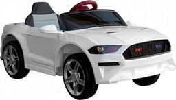 LEANToys Auto na Akumulator BBH-718A Białe
