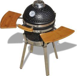 vidaXL Grill ceramiczny Kamado, wysokość 76 cm