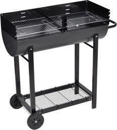 vidaXL Grill Barbecue Dakota 82x33cm