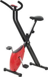 vidaXL Rowerek X-Bike czerwony