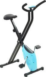 vidaXL Rowerek X-Bike niebieski