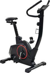 vidaXL Magnetyczny rower treningowy z pomiarem tętna, XL