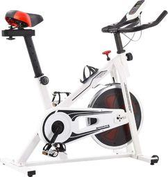 vidaXL Rower spinningowy z pomiarem pulsu