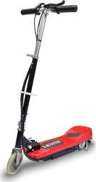vidaXL Hulajnoga elektryczna 120 W, czerwona