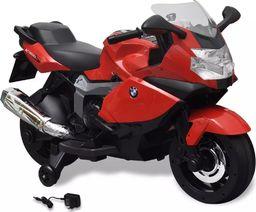 vidaXL BMW 283 Elektryczny motor dla dzieci Czerwony 6 V