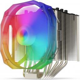 Chłodzenie CPU SilentiumPC Fortis 3 EVO ARGB HE1425 (SPC278)