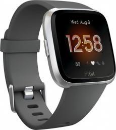 Smartwatch Fitbit Versa Lite Szary  (4061856259383)