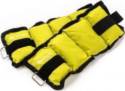 Meteor Obciążniki Nylonowe 2x2.5kg żółte