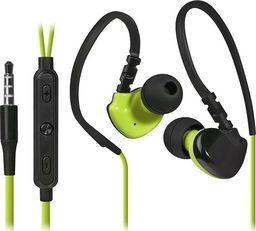 Słuchawki Defender Defender OutFit W770, słuchawki z mikrofonem, regulacja głośności, czarno-zółte, 2.0, douszne, 3.5 mm jack sport
