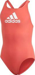 Adidas Kostium adidas YA Bos Suit FL8657 FL8657 czerwony 170 cm