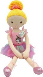 Cobi Lalka Luiza sukienka jednorożec 70 cm