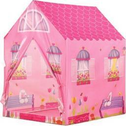 iPLAY Domek dla dzieci różowy (8726)