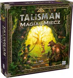 Galakta Talisman Magia i Miecz - Las