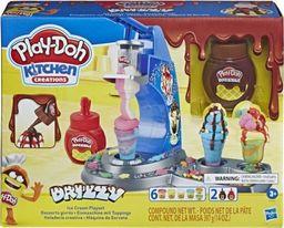 Hasbro Tęczowa Lodziarnia Play-Doh (E6688)