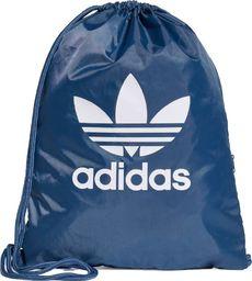 Adidas Plecak Worek adidas Originals Gymsack Trefoil FL9662 FL9662 niebieski