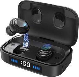 Słuchawki Słuchawki bezprzewodowe H01 + Powerbank 2000 mAh