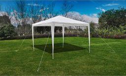 vidaXL Pawilon ogrodowy, dach w kształcie piramidy, 3 x 3 m
