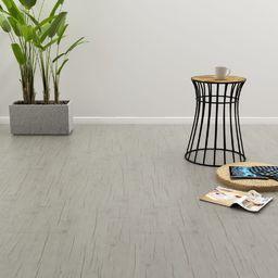 Egger Samoprzylepne panele podłogowe 4,46 m, 3 mm PVC, spłowiały dąb