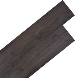 Egger Panele podłogowe z PVC, 5,26 m, 2 mm, ciemnoszary dąb