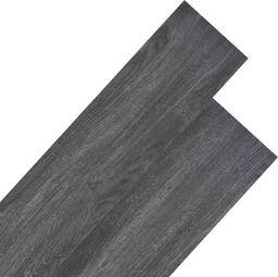 Egger Panele podłogowe z PVC, 5,26 m, 2 mm, czarno-białe