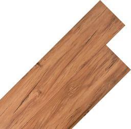 Egger Panele podłogowe z PVC, 5,26 m, 2 mm, naturalny wiąz