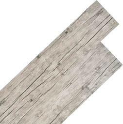 Egger Panele podłogowe z PVC, 5,26 m, 2 mm, kolor spłowiały dębowy
