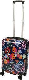Saxoline Mała kabinowa walizka SAXOLINE Aroma S 1454H0.49.10 uniwersalny