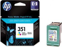 Gwarancje dodatkowe - komputery HP CB337EE#301 HP Ink Crtrg 351 - CB337EE#301