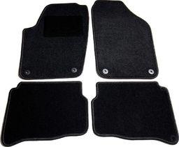 vidaXL Zestaw dywaników samochodowych do VW Polo IV, 4 szt.