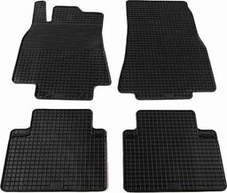 vidaXL Zestaw 4 gumowych dywaników do Mercedesa Klasy E (W212)