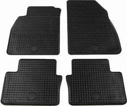 vidaXL Zestaw 4 gumowych dywaników do samochodu Opel Insignia