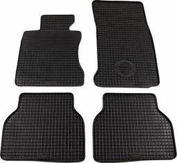 vidaXL Zestaw 4 gumowych dywaników samochodowych do BMW Serii 5 (E60)