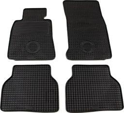 vidaXL Zestaw 4 gumowych dywaników samochodowych do BMW Serii 5 (E39)