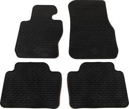 vidaXL Zestaw 4 gumowych dywaników samochodowych do BMW Serii 3 i 4