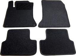 vidaXL 4 dywaniki samochodowe do Mercedes W176 Klasy A i W246 Klasy B