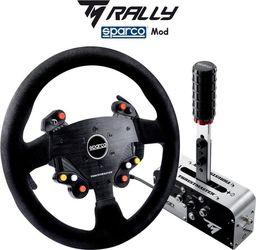 Thrustmaster Zestaw TM Rally Race Gear Sparco Mod kierownica + hamulec -4060131