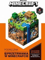 Egmont Minecraft Podręcznik Przetrwania w Minecrafcie