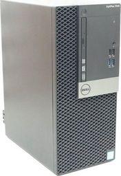 Komputer Dell Dell Optiplex 7040 MT i5-6500 3.2GHz 8GB 240GB SSD DVD Windows 10 Home PL uniwersalny