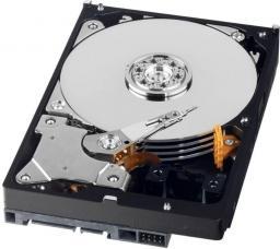 Dysk serwerowy Western Digital 6 TB 3.5'' SATA III (6 Gb/s)  (WD60EFRX)