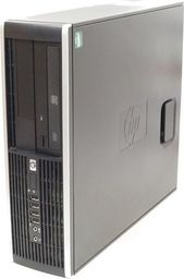 Komputer HP HP Compaq 6005 Pro SFF AMD Athlon II X2 B22 2.8GHz 4GB 120GB SSD DVD Windows 10 Home PL uniwersalny