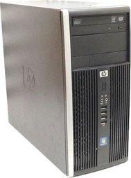 Komputer HP HP Compaq 6200 MT i3-2100 2x3.1GHz 4GB 500GB DVD Windows 10 Home PL uniwersalny
