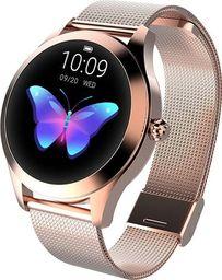 Smartwatch Garett Electronics Naomi Złoty  (Naomi złoty, stalowy)