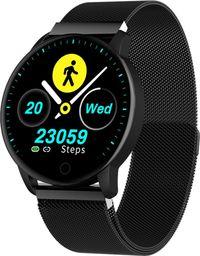 Smartwatch Garett Electronics Lily Czarny  (Lily czarny, stalowy)