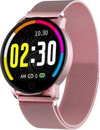 Smartwatch Garett Electronics Lily Różowy  (Lily różowy, stalowy)