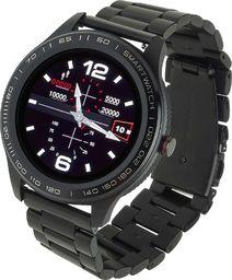 Smartwatch Garett Electronics Men 3S Czarny  (Men 3S czarny, stalowy)