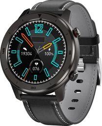 Smartwatch Garett Electronics Men 5S Czarny  (Men 5S czarny, skórzany)