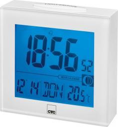 Radiobudzik Clatronic FU 7025 Biały
