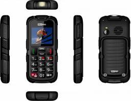Telefon komórkowy Maxcom Strong MM 910 Dual SIM Black