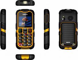 Telefon komórkowy Maxcom Strong MM 910 Dual SIM Yellow